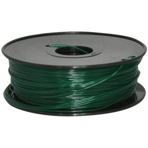 Makerbot large true green PLA .9kg