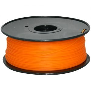 Makerbot large true orange PLA .9kg