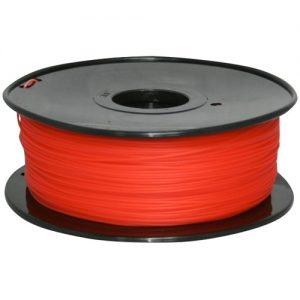 Makerbot large true red PLA .9kg