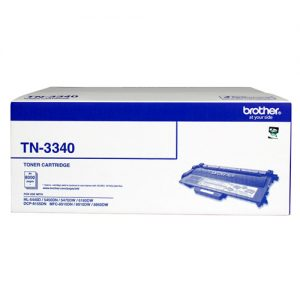 Brother TN-3340 Black Genuine Toner 8k pages