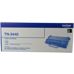 Brother TN-3440 Black Genuine Toner 8k pages
