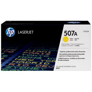 HP CE402A (507A) Genuine Yellow toner 6k pages