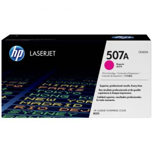 HP CE403A (507A) Genuine Magenta toner 6k pages