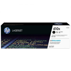HP CF410X (410X) Genuine Black toner 6.5k pages