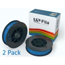 UP ABS Filament Blue Matte (2x 500g rolls)