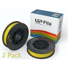 UP ABS Filament Yellow Matte (2x 500g rolls)