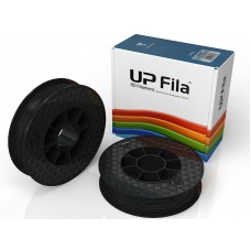 UP PLA Filament Black Gloss (2x 500g rolls)
