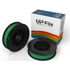 UP PLA Filament Green Gloss (2x 500g rolls)