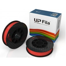 UP PLA Filament Scarlet Orange Gloss (2x 500g rolls)