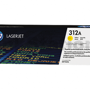 HP CF382A (312A) Genuine Yellow toner 4.4k pages