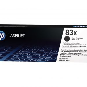 HP CF283X (83X) Genuine Black toner 2.3k pages