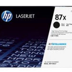 HP CF287X (87X) Genuine Black toner 18k pages